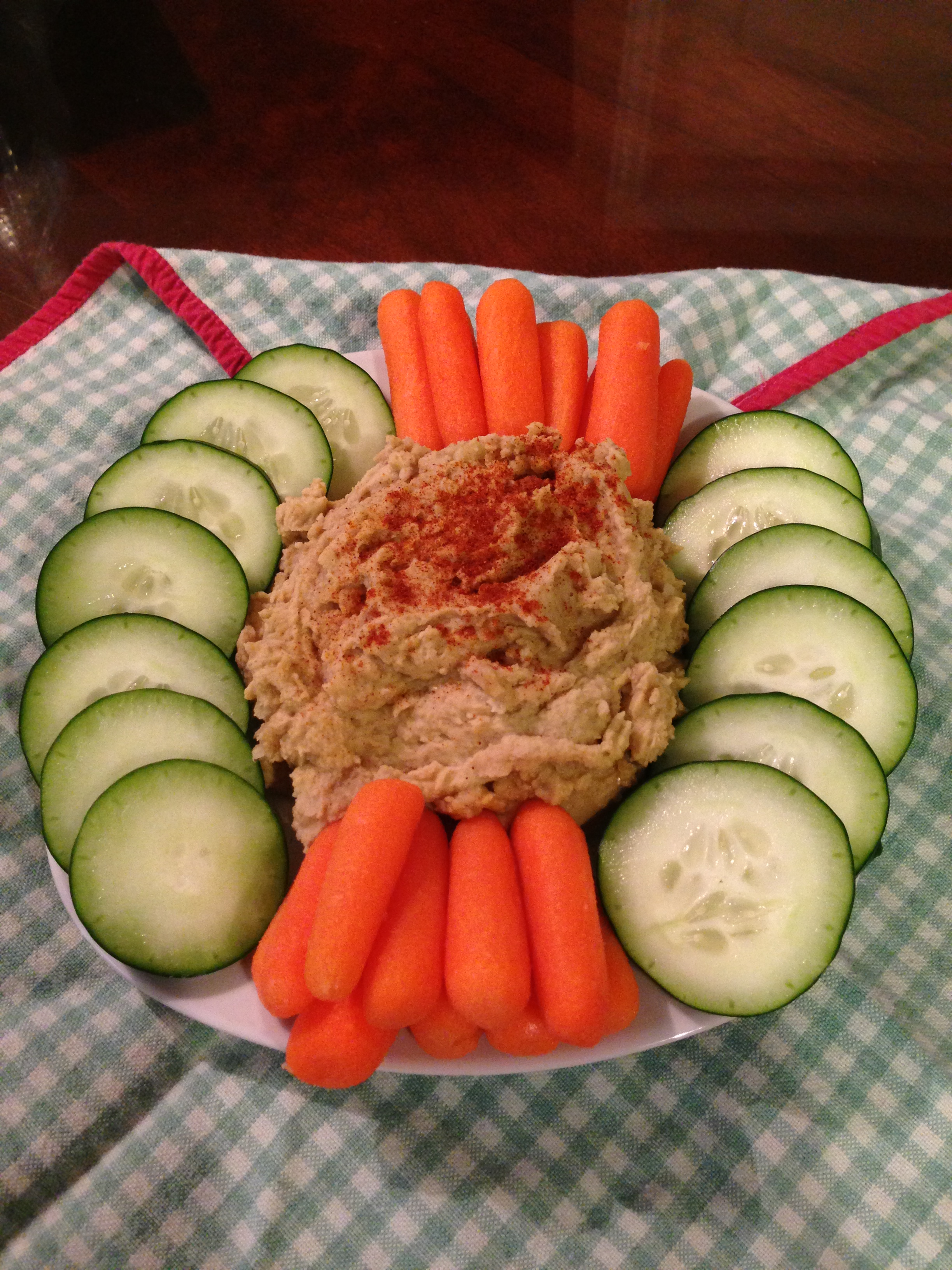 ... different variations there can be so here is my basic hummus recipe