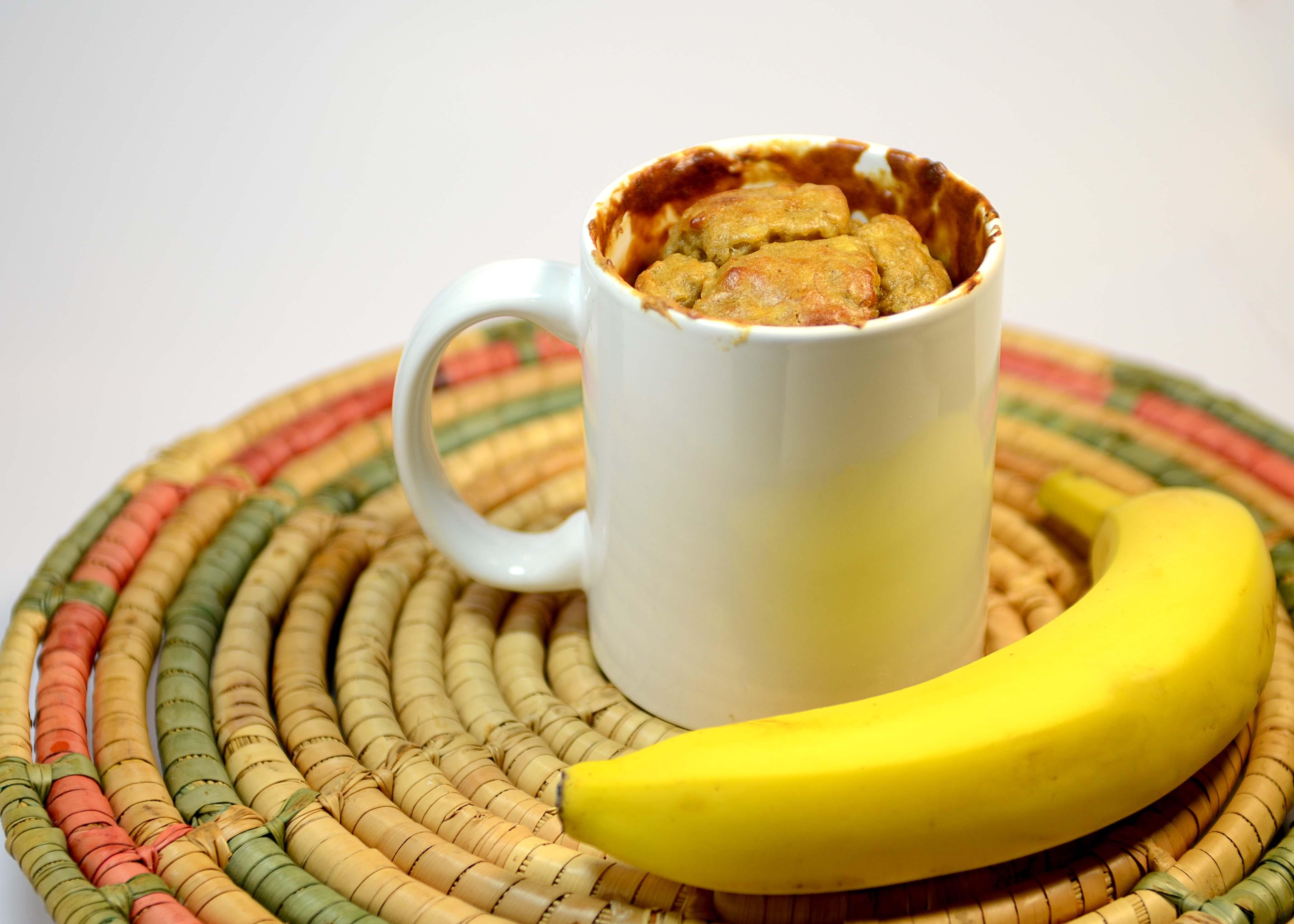 banana bread mug