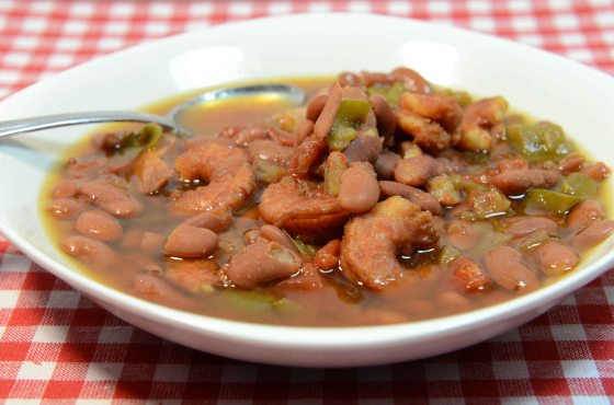 Creole Red Bean Soup | My Real Food Family