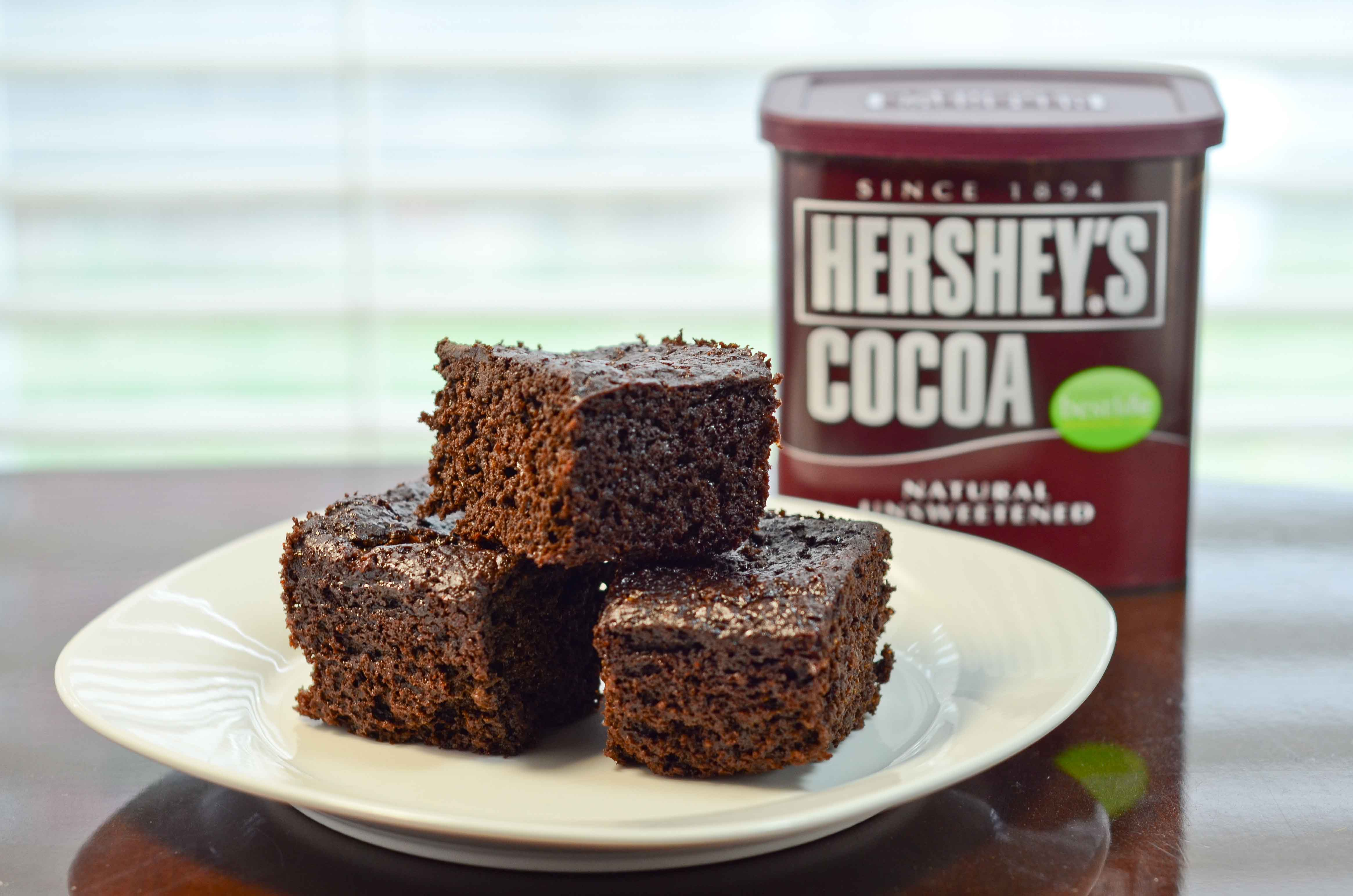 Gluten free Quinoa Brownies | My Real Food Family