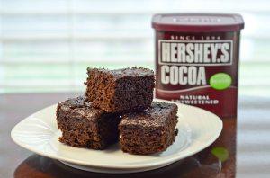 quinoa brownie